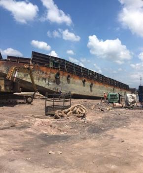 Repair-barge-